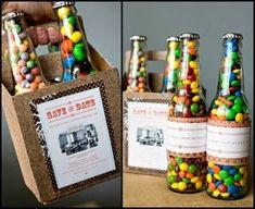 un buen regalo para hombres amantes de los dulces...