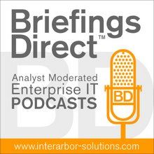 Dana Gardners Briefingsbirect podcast on Platform 3.0 with The Open Group- next generation digital strategies