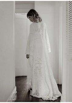 Spell And The Gypsy Collective Gwendolyn Wrap Gown New Bridal Dresses fb69b5346