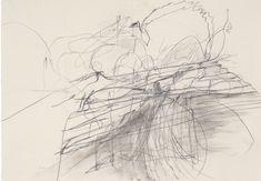 Joseph Beuys / Unbetitelt, undatiert, Datierungsvorschlag, 1957