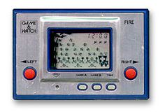 Game & Watch - Fire Attack