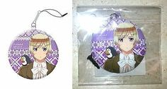 Hetalia The World Twinkle Smartphone Cleaner Iceland Canaria Licensed New