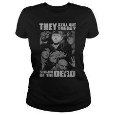 Shaun of the Dead Still Out There
