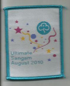 Girl guide Girlguiding Ultimate Sangam Centenary Badge