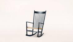 Hans Wegner - J16 Rocking Chair