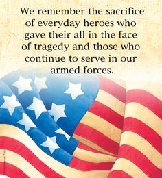We remember...