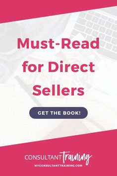 My book provides 52 practical tips for modern direct sellers. Learn how to set your business up for success, make a splash as you launch, market and promote your products, serve your customers, and grow your leadership team. I give you my best tips that I use daily to grow my direct sales business.#directseller #directsales #directsalestips Home Based Business, Business Tips, Online Business, Online Work From Home, Work From Home Moms, Social Media Tips, Social Media Marketing, Direct Sales Tips, Network Marketing Tips