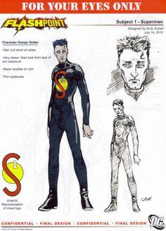 Flashpoint Superman
