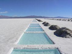 Salt Flats - Salta, Argentina