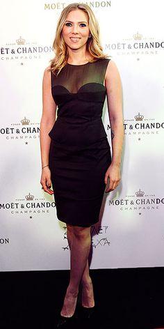 Scarlett Johansson in Emilio Pucci