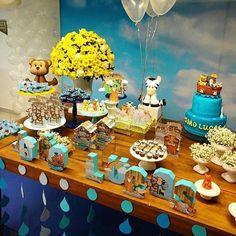 Festa Arca de Noé. Pic via @laureenmonykenobre #blogencontrandoideias #encontrandoideias #fabiolateles