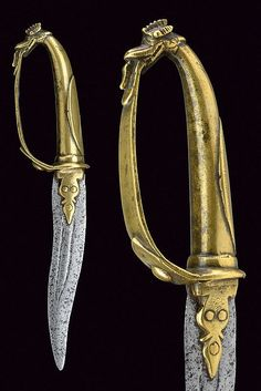 A dagger ,  dating: 19th Century   provenance: India
