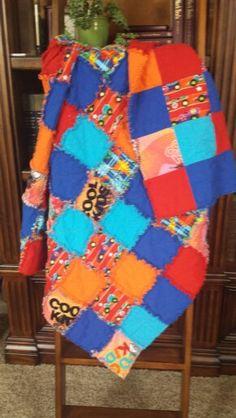 Grandboy's quilt June 2015