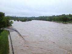 #Bowriver #YYCFlood