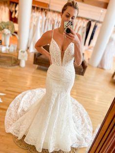 Lace Wedding, Wedding Dresses, Gowns, Fashion, White People, Bride Dresses, Vestidos, Moda, Bridal Gowns