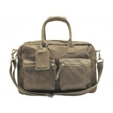 Cowboysbag The Little Bag Elephant Grey