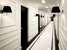 Interior Black Door... | 學設計 | 設計紐約室內設計專業培訓機構