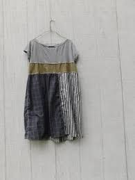 Your place to buy and sell all things handmade - - Upcycled Tunic Loose Fit Dress Summer Dress Upcycled Source by dustpanandbron Repurpose Clothing Refashioning, Diy Clothes Refashion, Diy Clothing, Upcycle Shirts, Clothing Patterns, Sewing Jeans, Sewing Clothes, Diy Fashion, Ideias Fashion