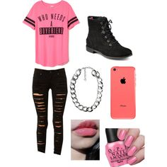 I Love It by carmentirado on Polyvore featuring polyvore, fashion, style, Sperry Top-Sider and MANGO