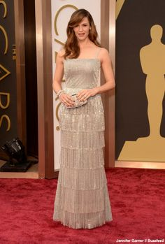 #NewYorkDress Blog // Our Top 10 #Fashion Favorites From the #Oscars 2014 // Click through for more! // #JenniferGarner