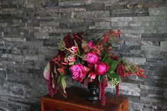 Peony, amaranthus, allium and more...