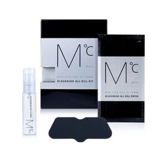 [MdoC] Men's Sebum Nose Black Head Remover Kit 10 sheet Free Gift #MdoC