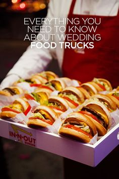 Food trucks are the next big trend in weddings/Special Events and we're ready to go for a ride. Read more about what you need to know.