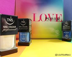 TNS Cosmetics Love Power collection 2016