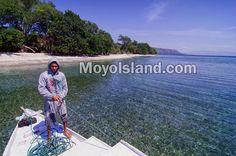 Brang Sedo Beach, Moyo Island