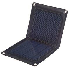 Cyclops Folding Solar Panel Charging Device