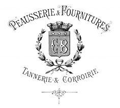 Gráficos con tipografía francesa • Sweet Things