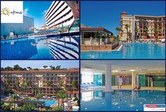 ¿Te gusta viajar? Gana una estancia de 8 días / 7 noches para 2 adultos y 1 niño en un hotel de la cadena Oh!tels en Costa Dorada*.