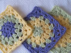 SmoothFox Crochet and Knit: Please crochet some charity squares