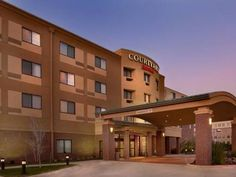 Denton (TX) Courtyard By Marriott Denton Hotel United States, North America Stop at Courtyard By Marriott Denton Hotel to discover the wonders of Denton (TX). The hotel offers guests a range of services and amenities designed to provide comfort and convenience. 24-hour front desk, facilities for disabled guests, Wi-Fi in public areas, car park, meeting facilities are on the list of things guests can enjoy. Designed for comfort, selected guestrooms offer television LCD/plasma s...
