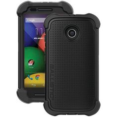 BALLISTIC TX1614-A08N Moto E(TM) by Motorola(R) Tough Jacket Maxx(TM) Case
