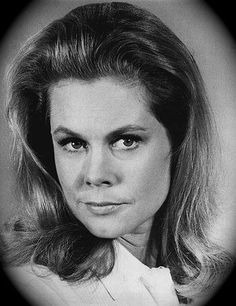 ACTRESS ELIZABETH MONTGOMERY WHO NOT ONLY PLAYED LIZZIE IN A MADE FOR TV MOVIE BUT WAS ALSO A DISTANT RELATIVE
