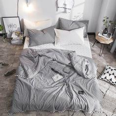 Grey comforter bedroom - Grey Blanket Comforter for Summer Grey Bedding, Bedding Sets, Luxury Bedding, Linen Bedding, Bedding Storage, Grey Comforter Sets, Boho Bedding, King Comforter, Home Bedroom