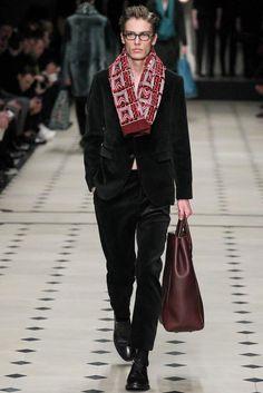 Burberry Prorsum Fall 2015 Menswear - Collection - Gallery - Style.com #menswear #fall2015 #runway #fashion