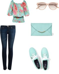 """Keds outfit :)"" by misstaylorpinky on Polyvore"