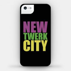 New Twerk City Case | HUMAN