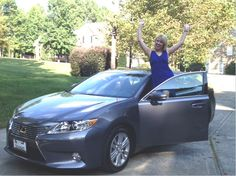 Congrats on earning your #Lexus bonus with #Nerium, Lisa!