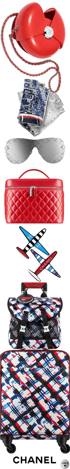 Chanel Spring/Summer 2016 Accessories | LOLO❤︎