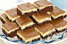 Bountyrutor – Allt om Mat Cocoa Recipes, Chocolate Recipes, Baking Recipes, No Bake Desserts, Delicious Desserts, Dessert Recipes, Swedish Recipes, Sweet Recipes, Bagan