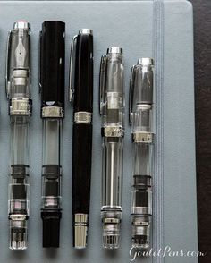 Looking for a new favorite fountain pen? Click the link in our bio to browse our selection of TWSBIs! Diamond 580s, Classics, Minis, and Ecos, are all back in stock.