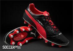 f582b3700c894c Puma Football Boots - Puma King Finale SL i FG - Firm Ground - Soccer  Cleats - Black-Rosso Corsa-Puma Silver