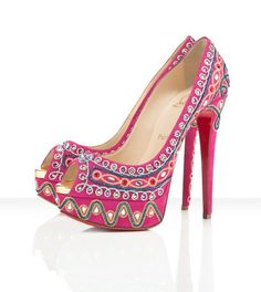 Zapatos de novia llamativos