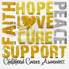 It takes HOPE, COURAGE, FAITH, and PRAYER on the journey through cancer. You can pray today and everyday. You can send encouragement to a child and caregiver. You can be a source of hope and faith. Childhood Cancer Awareness Month, Lung Cancer Awareness, Diabetes Awareness, Autism Awareness, To Youtube, Cancer Support, Child Life, Wrestling, Bebe