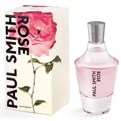 Paul Smith Rose - love this perfume, get so many compliments when I wear it. Elegant and fresh