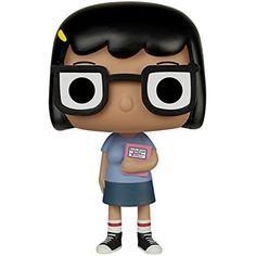Funko POP Animation Bob's Burgers Tina Action Figure >>> Details can be found by clicking on the image. (This is an affiliate link) #GrownUpToys