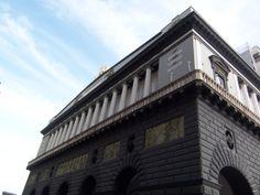 Teatro San Carlo outside